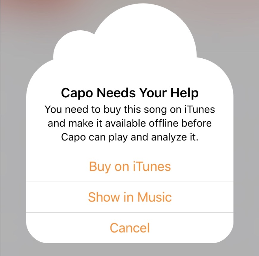 Capo Needs Your Help